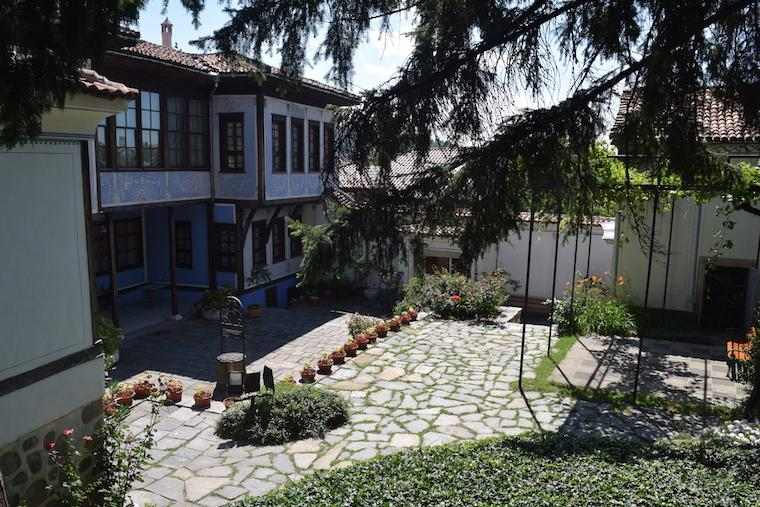plovdiv bulgária casa azul