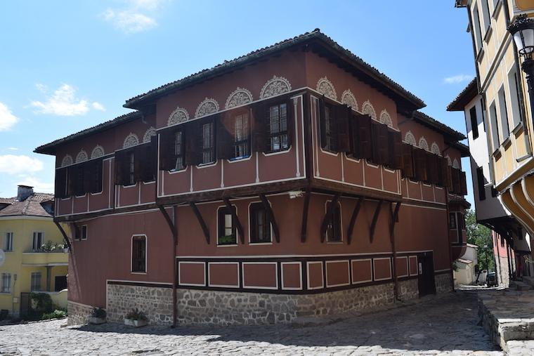 plovdiv bulgária casa balanov