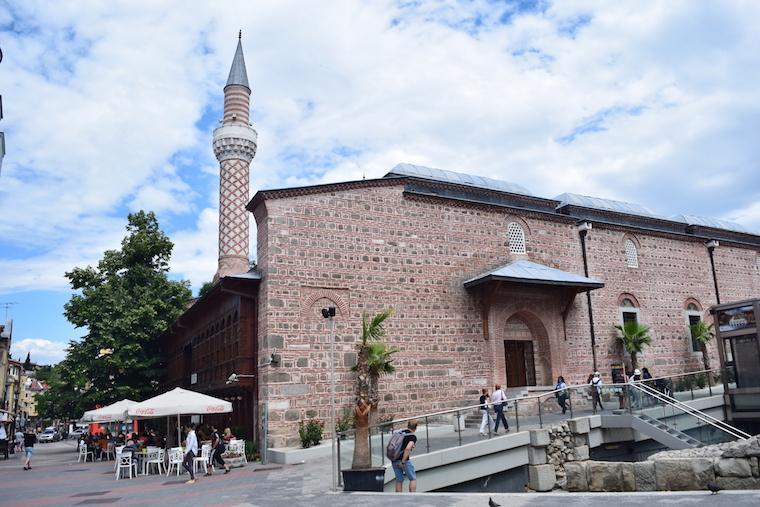 plovdiv bulgária mesquita