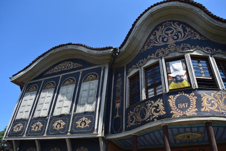 plovdiv bulgária museu etnografico