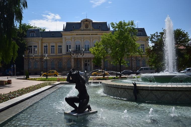 museu história ruse bulgária