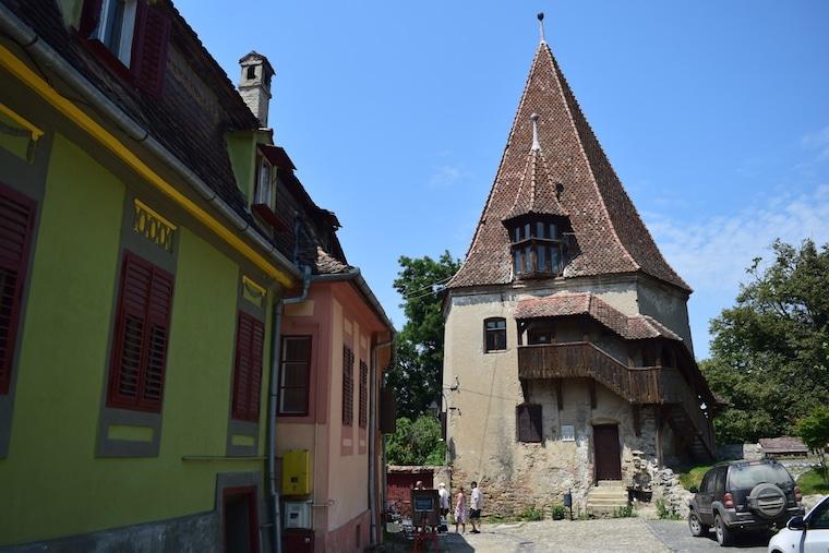 Turismo Romênia Sighisoara