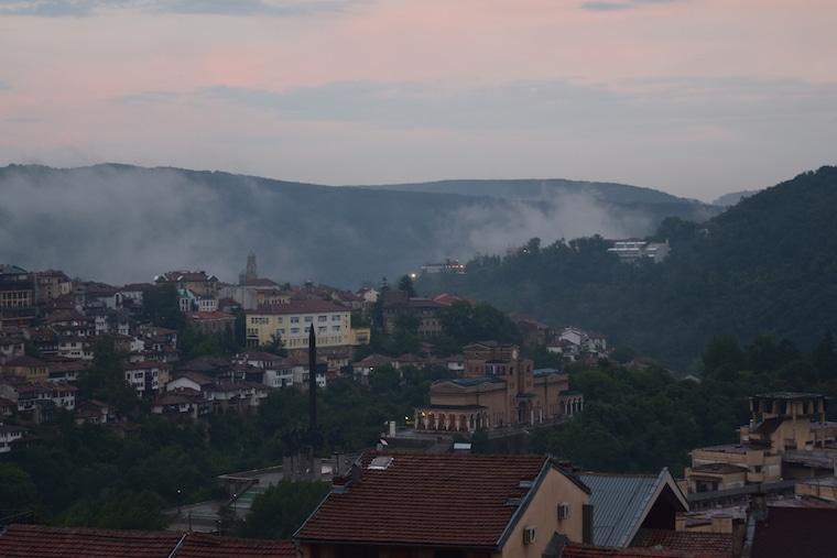 Veliko Tarnovo Bulgária 1