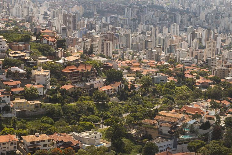 Bairro Mangabeiras, Belo Horizonte