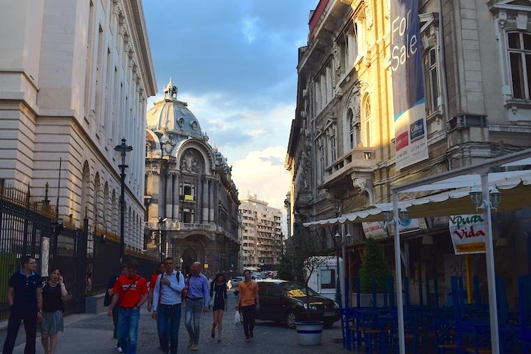 bucareste turismo romênia