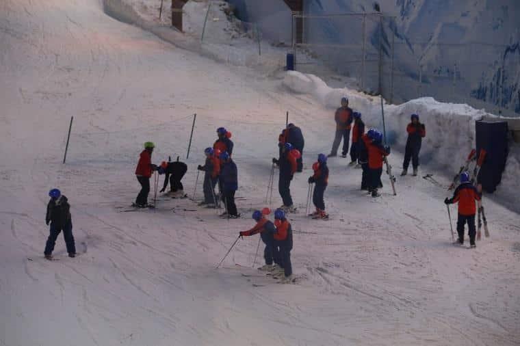 Esqui em Gramado