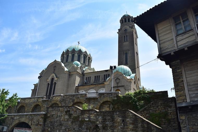 igreja Veliko Tarnovo Bulgária
