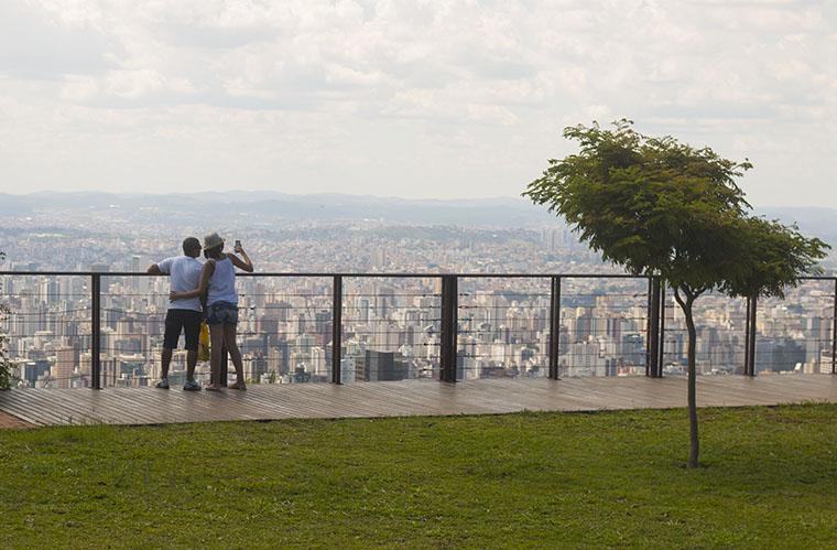 Mirante do Mangabeiras Belo Horizonte