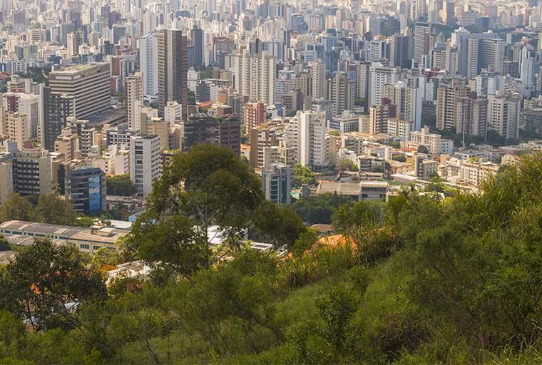 Mirante do Mangabeiras, Belo Horizonte