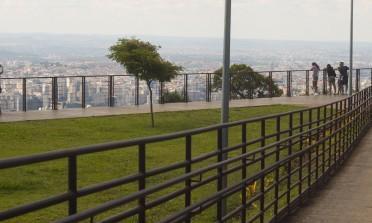 Mirante do Mangabeiras, a melhor vista de Belo Horizonte