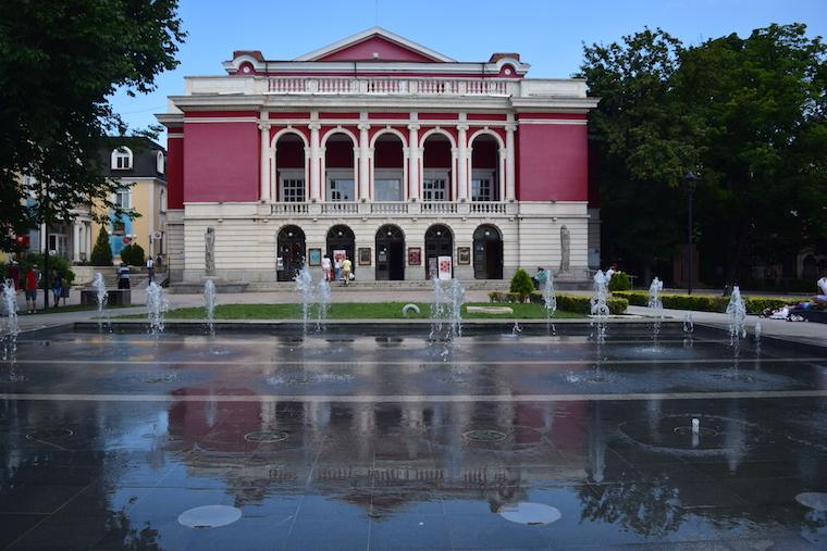 opera municipal ruse bulgária