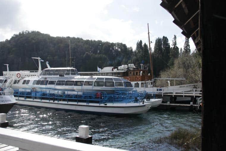 Passeio de barco à Isla Victoria e Bosque de Arrayanes, em Bariloche