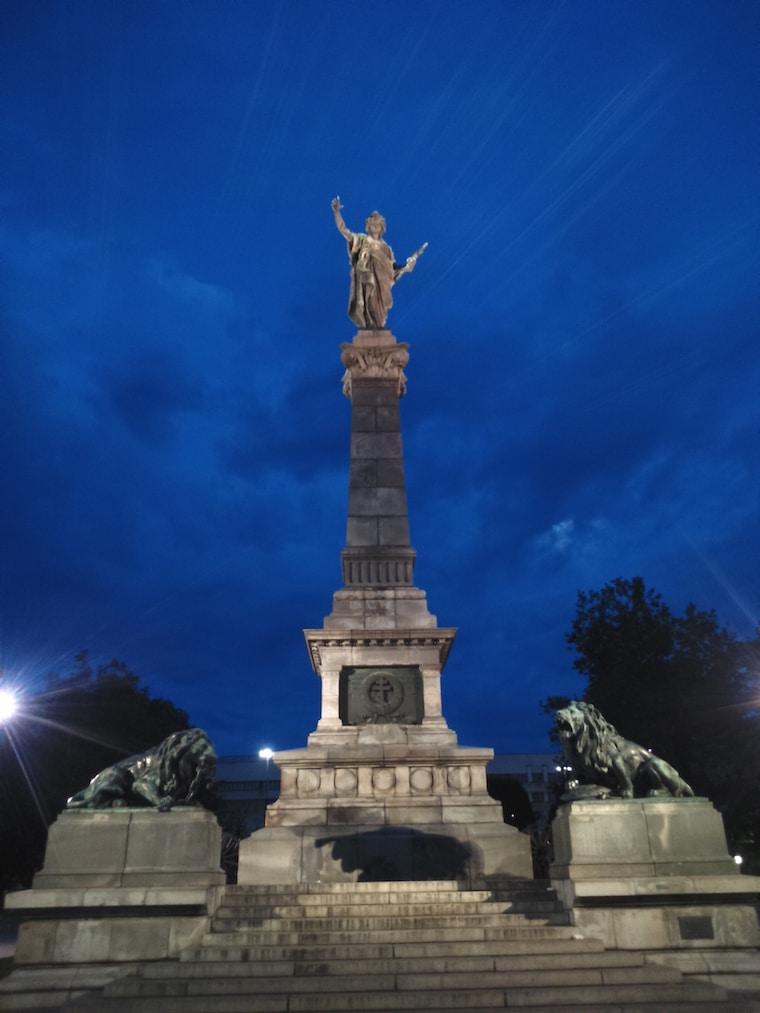 praça da liberdade ruse bulgária