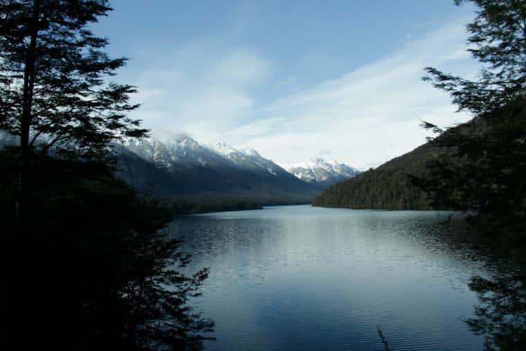 Roteiro dos Sete lagos em Bariloche