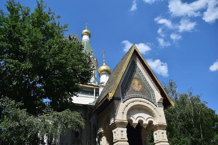 sofia bulgária igreja russa