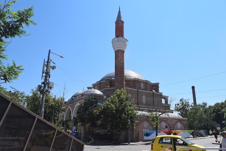 sofia bulgária mesquita