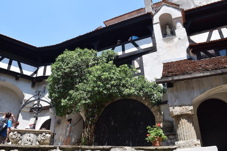 turismo romênia bran castle