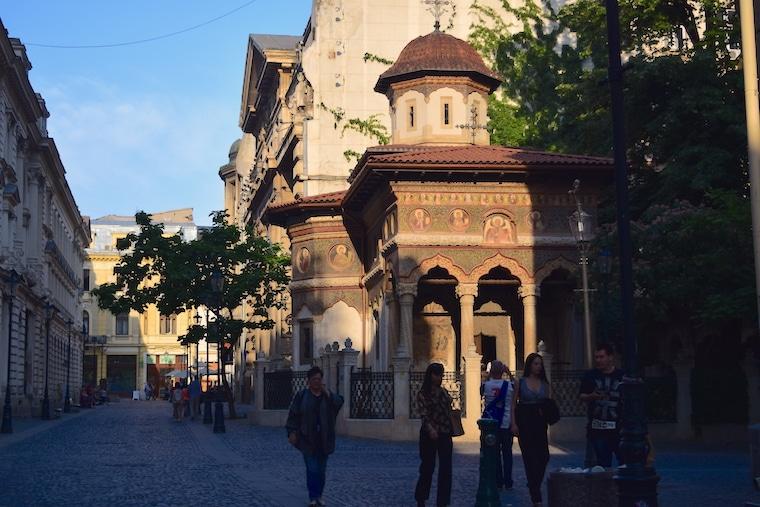 turismo romênia bucareste