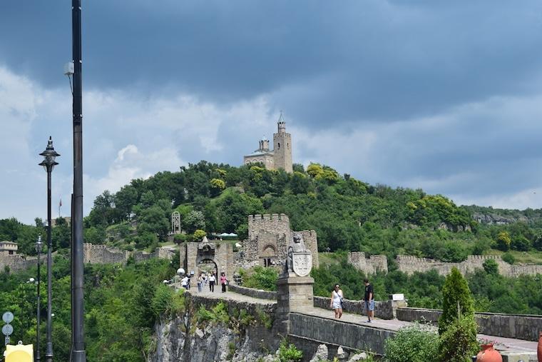 veliko tarnovo bulgária fortaleza 2