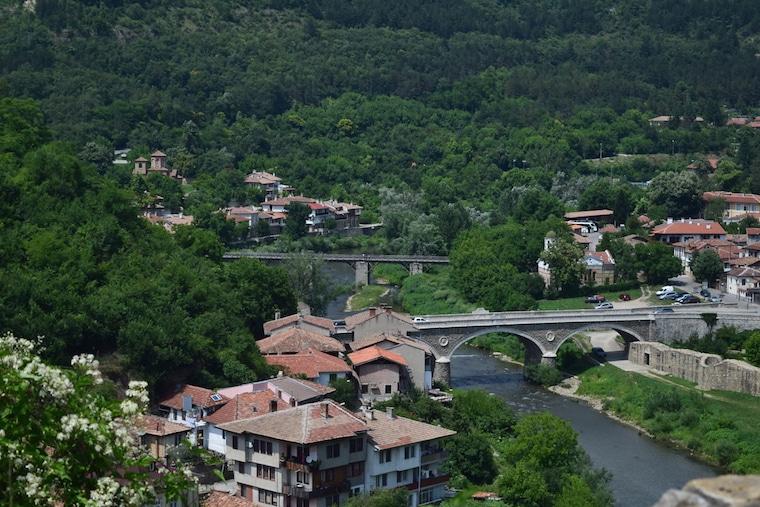 veliko tarnovo bulgária pontes