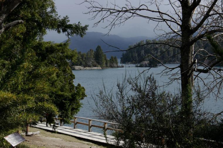 Vista Isla Victoria - Bariloche