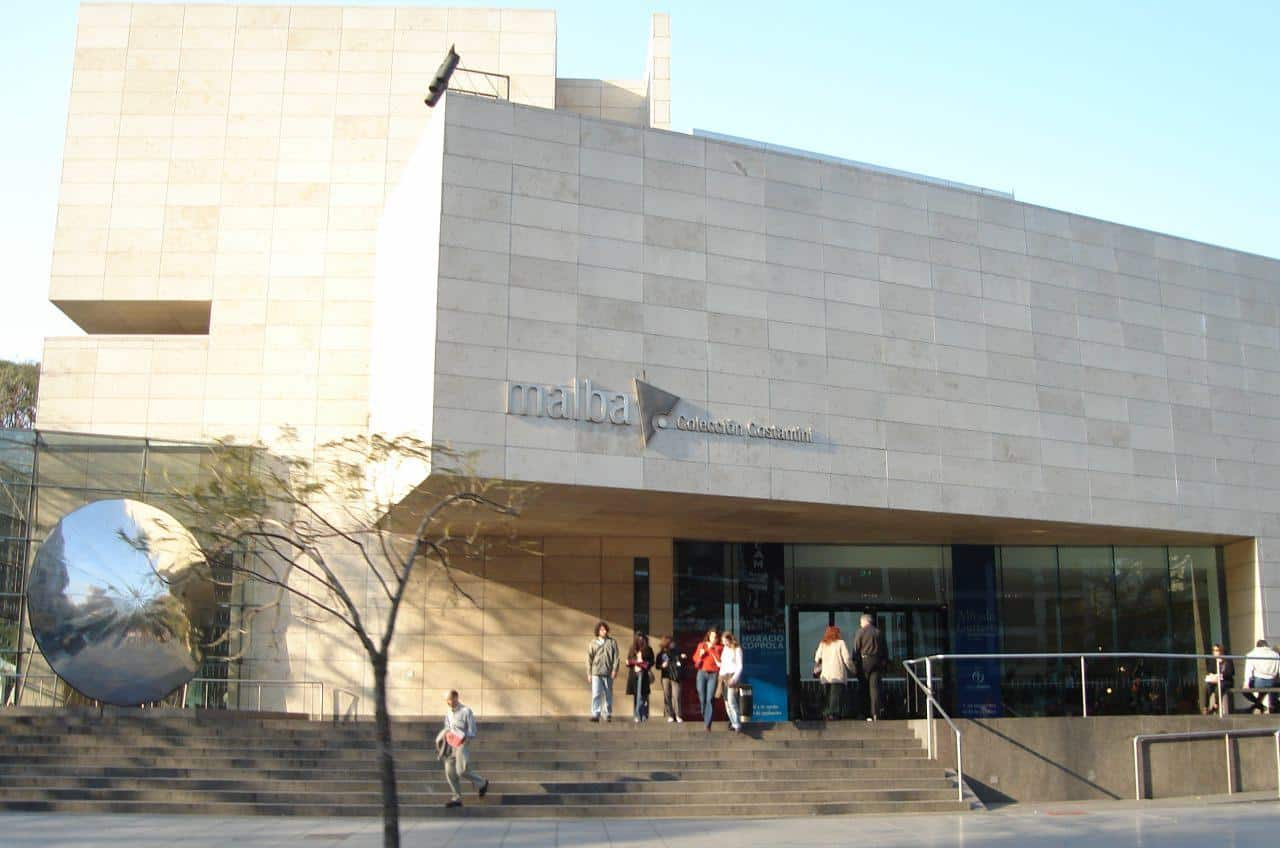 Malba - Museu em Buenos Aires