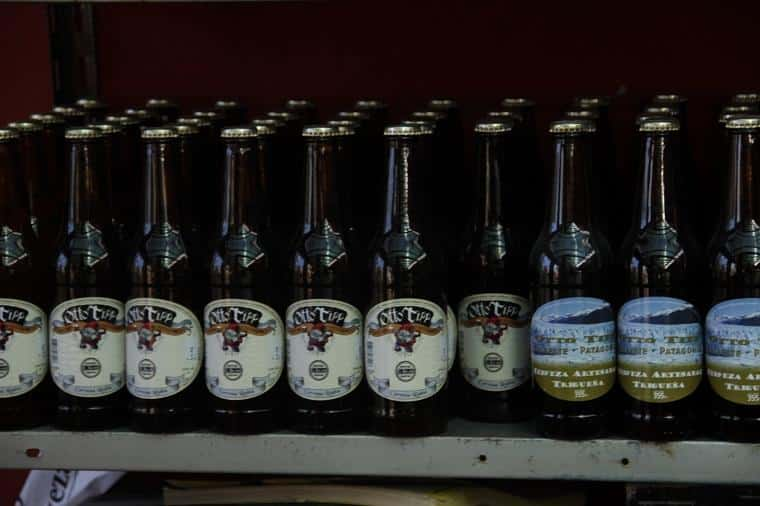 Cervejas artesanais El Bolson - Argentina