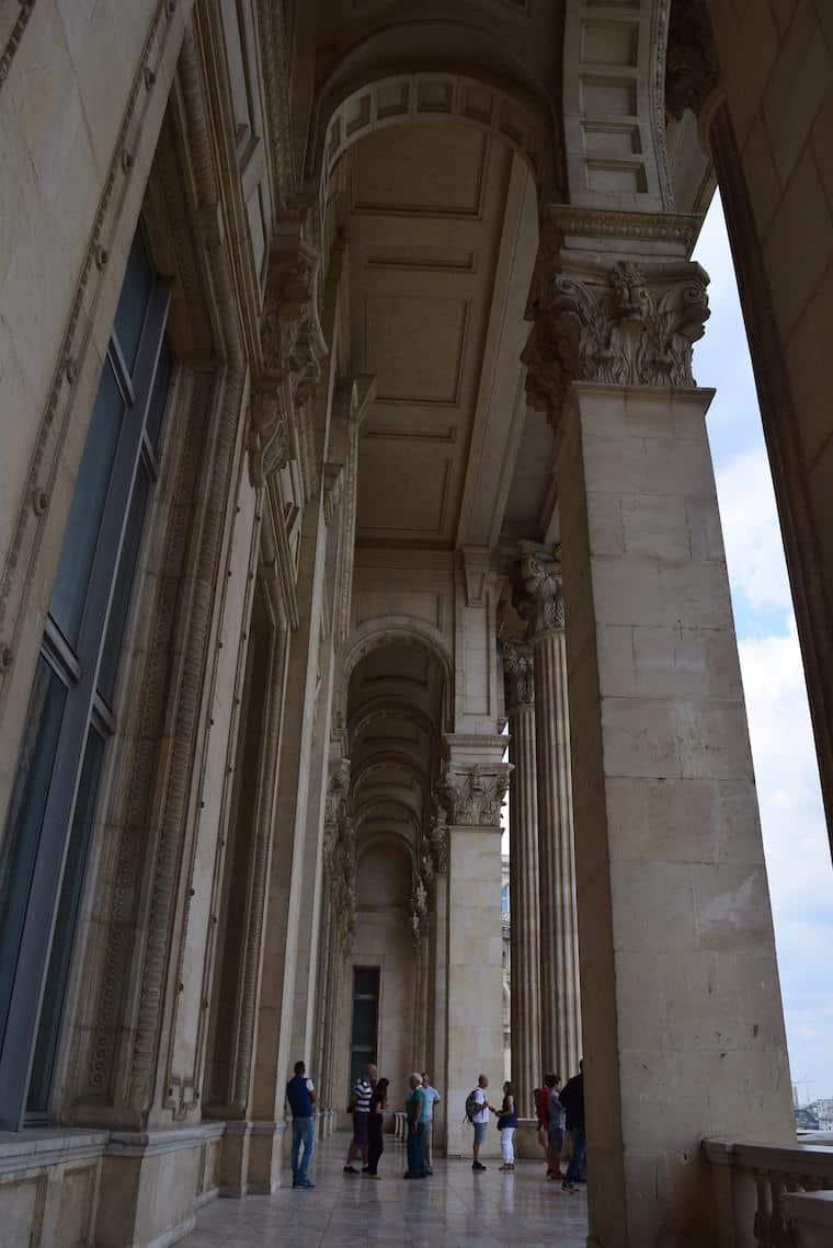 parlamento da romênia bucareste dentro