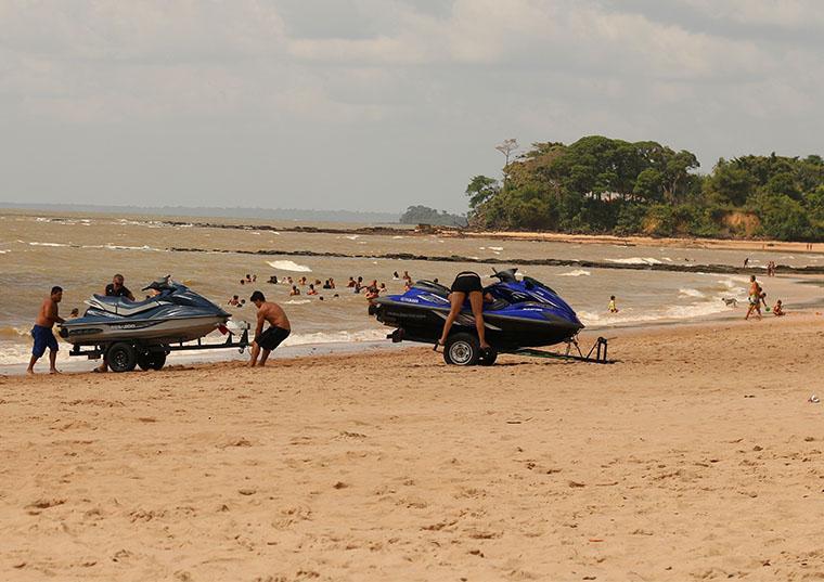 Ilha do Mosqueiro, Pará