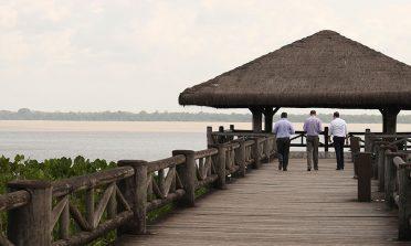 Pontos turísticos de Belém, no Pará