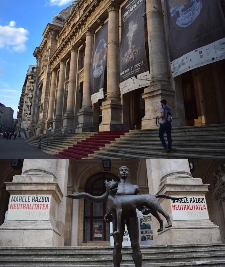 o que fazer em bucareste romenia museu nacional de história