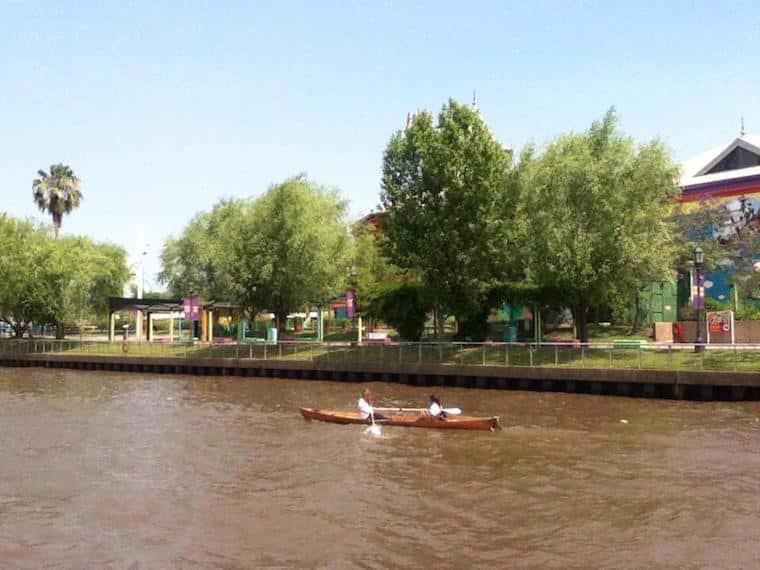 Tigre - Atividades Kayak