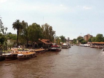 Bate-volta a Tigre e ao Delta do Paraná, perto de Buenos Aires