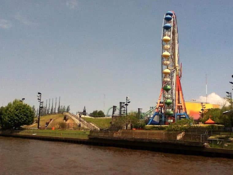 Tigre - Parque de diversões
