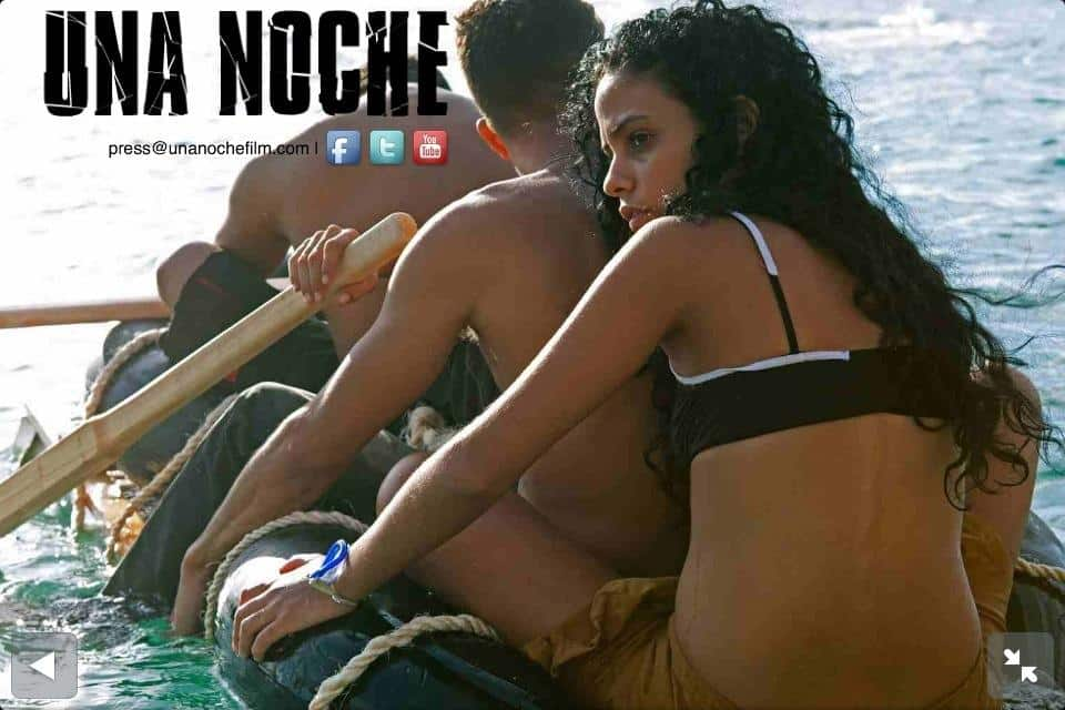 Uma noite - Filme cubano