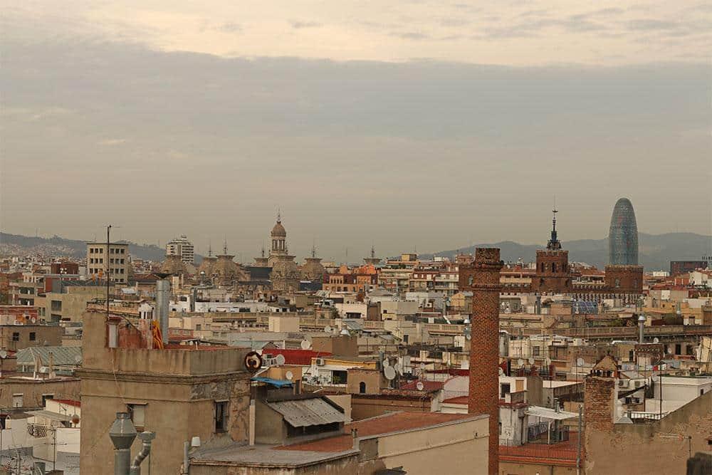 Vistas imperdíveis de Barcelona