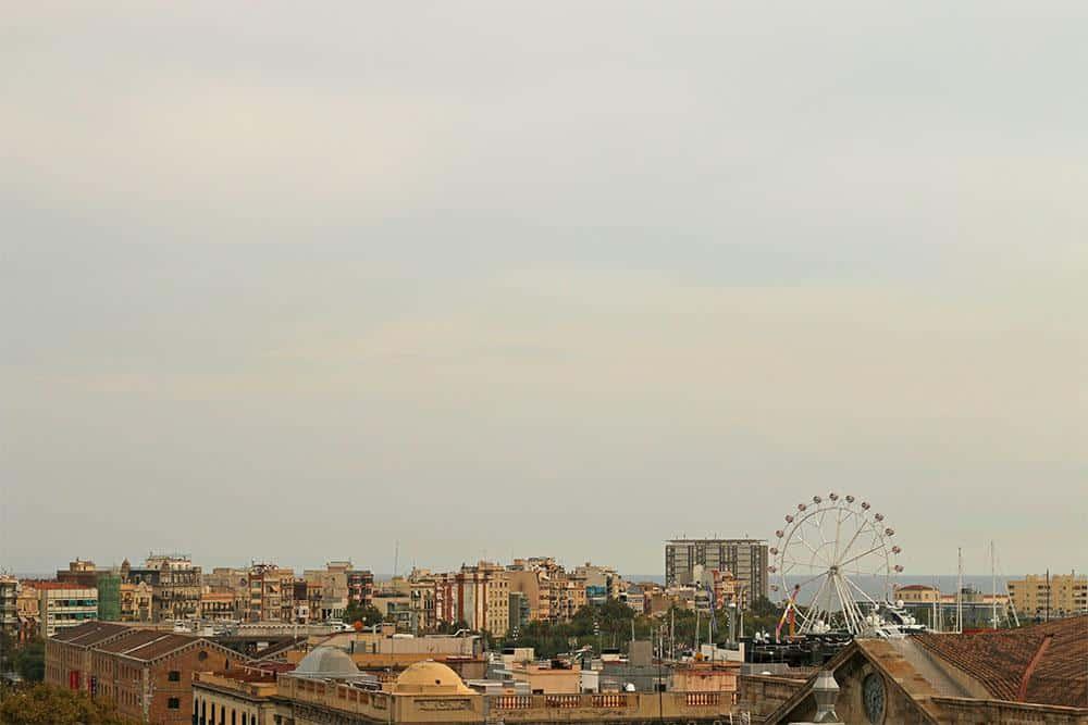 Mirantes de Barcelona