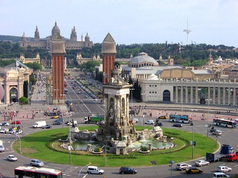 Praça da Espanha, Barcelona