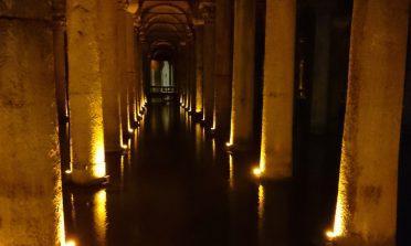 Cisterna da Basílica: A história escondida no subterrâneo de Istambul