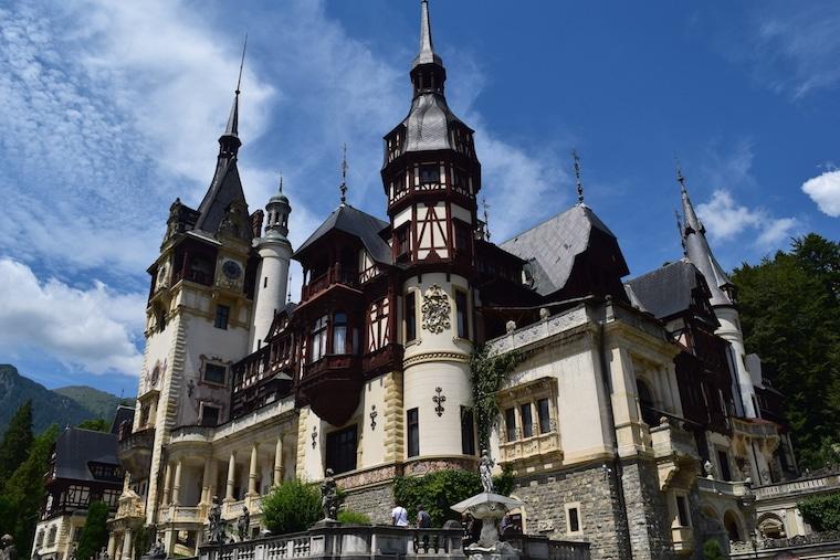 castelo de peles sinaia romênia 1