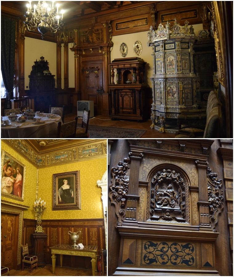 castelo de peles sinaia romênia