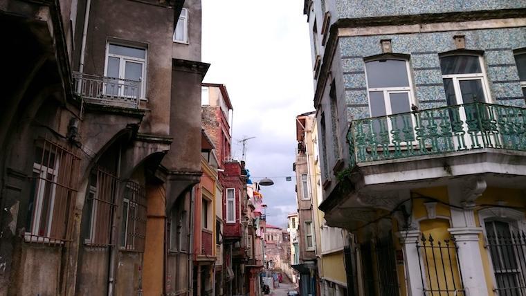 Golden Horn - Istambul