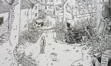 Área de Segurança – Gorazde: a Guerra da Bósnia em quadrinhos