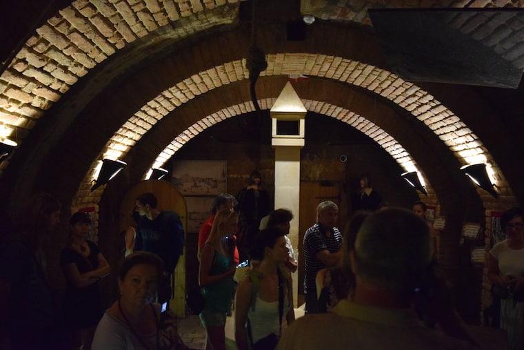 labirinto subterraneo brno república tcheca 3