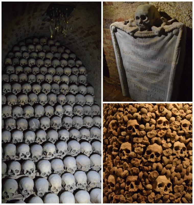 mais ossuário brno república tcheca