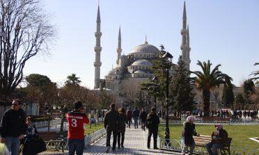 Mesquita Azul, a mesquita mais impressionante de Istambul