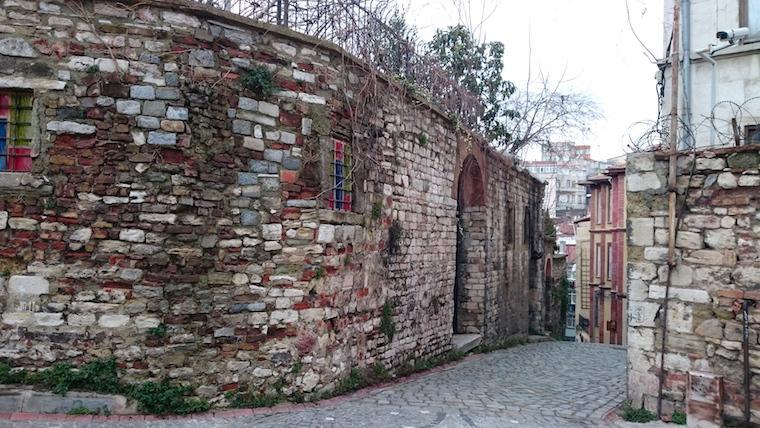 Muralhas Golden Horn Tour - Istambul