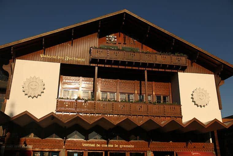 Palácio Festivais Gramado