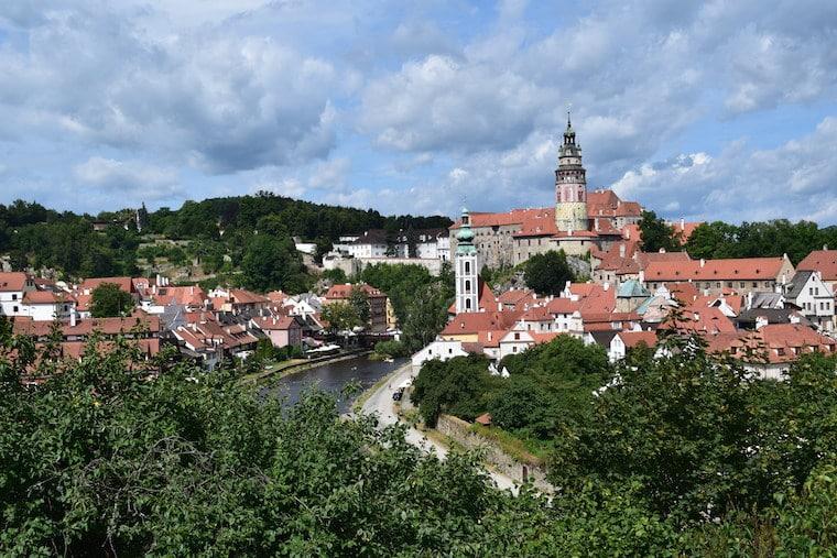 república tcheca turismo krumlov