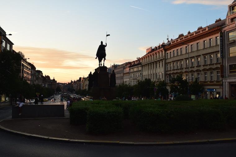 república tcheca turismo praga venceslau
